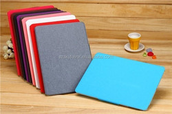 New arrival flip leather cases for iPad 2 with high quality