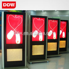 46 Inch Led Monitor Floor Stand Digital Advertising Player DDW-AD4601SN