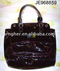 cheap PU leather women bag 2012