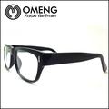La costumbre de yiwu negro tr90 montura gafas/anteojos