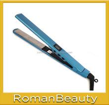 2015 hot selling Titanium tourmaline MCH hair straighteners LCD display