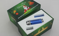 2013 New style variable voltage Christmas gift box k100 soft filter electronic cigarette