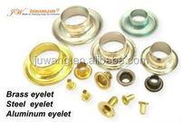 shoe manufacturer of eyelet,mini size shoe eyelet,China manafacturer brass shoe eyelets