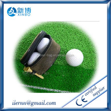 multifunction zipper pvc frosted golf accessories bag