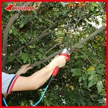 Electric pruning shear - 36V lithium battery 40mm cutting diamter professional power tools for vineyard and orchards