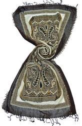 woolen wrap scarf