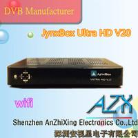 jynxbox ultra v15 mini satellite receiver hd with iks JynxBox Ultra HD V20