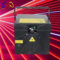RGB3w mini laser light