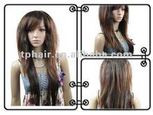2013 Newest Kanekalon Synthetic Wig Wholesale