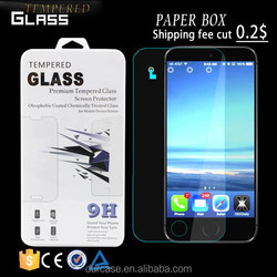 0.3mm 9H 2.5d tempered glass protector for BQ M4.5,mobile phone screen protector for BQ 4.5