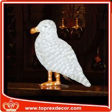 Best wholesale LED Bird weddings decoration most popular products