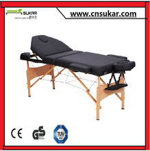 Adult Full Body Solid Wood Massage Table