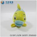 Felpa fishfor niños, Animales marinos, Modificado para requisitos particulares juguetes, Ce / ASTM seguridad stardard