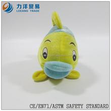 Plush fishfor kids, sea animals, Customised toys,CE/ASTM safety stardard