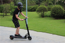 Super folding high speed electric scooter, 350w brushless motor