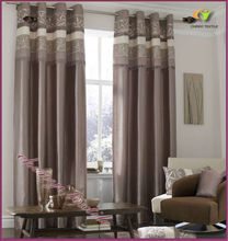 Natural Bamboojoint ready made Curtain for living room