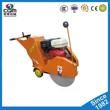 Gasoline concrete asphalt road cutter machine,concrete road cutter