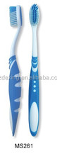 The Cheapest Tooth Brush With tip bristle and Tongue cleaner