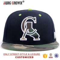 cheap custom custom 3d snapback/sports snap back hat/fashion headwear