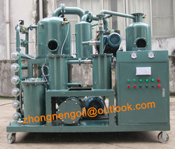 Green Technology Waste Transformer Oil Filtration Unit,Insulating Oil Dehydration Machine