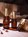 100% orgánico puro de cosméticos argan aceite para el cabello y el cuerpo