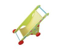 Madera coche de bebé de empuje caminar coche