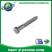 Hardened steel bolts, self tapping bolts for steel