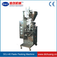 Full Automatic sachet condiment packing machine