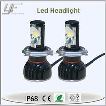 YF dustproof quakeproof auto headlight kit h1 h4 h4 h7 9004 9005