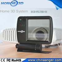 Full hd Home theater Build in1080p 3D led Projector in stock for mini cinema