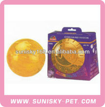 Plastic Exercise ball for Pet