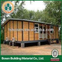ready made house prefab villa designs in india
