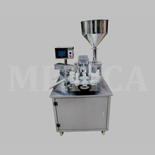 MT-6 Semi Automatic Tube Filling and Ultrasonic Sealing Machine
