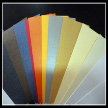Pearl paper type and colour pearl paper and cardstock