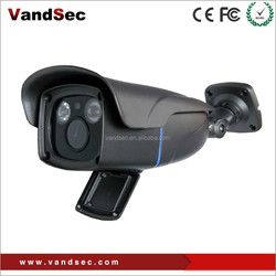 Built-in Zoom and Focus Camera AHD Bullet IP 66 Camera Waterproof IR Bullet HD-SDI Camera