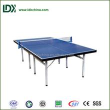 mejor venta de mesa de tenis de mesa y tenis de mesa equipos