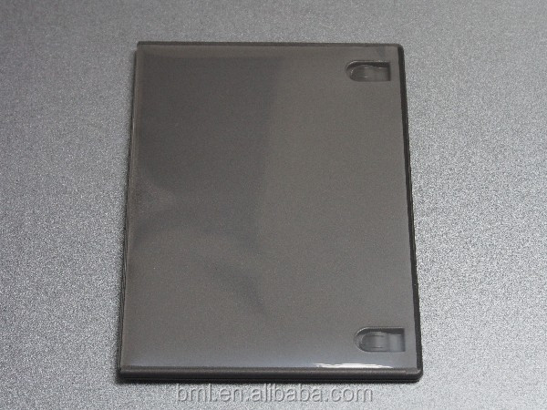 High Quality 7mm PP Single Disc DVD Case