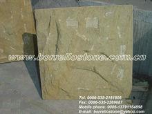 High Quality Yellow Mushroom Sandstone
