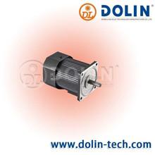 60W AC mini Induction dc gear motor 220v