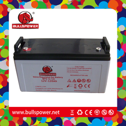 power king battery solar gel battery gel battery 12v 120ah for solar system BPG12-120
