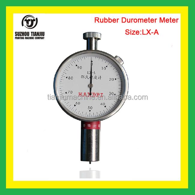Analog Meter Needle : Analog type single needle shore hardness tester for rubber