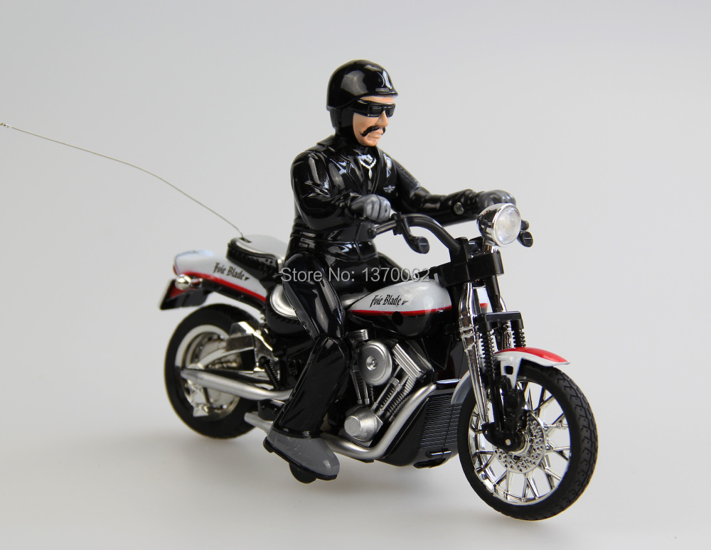New Amazing RC Motorcycle Electric RC Toy New 5CH RC Motorcycle With Light Miniature Motorcycle Simulation Model RC Bike For Kid