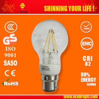 New Product!4W LED Filament Bulb E27 CE ROHS QUALITY