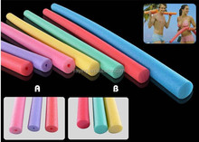 "5-Piece Colorful Deluxe Wacky Noodles 51"" Foam Floating Swim Noodles(5 pack)"