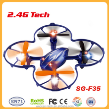 wholesale RC drone 2.4G RC flying ufo toys race drone kit