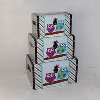 Custom Made Classic Style Secret Storage Boxes