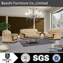 Baochi transformable sofa bed furniture,with SGS certificates FOB price sofa 703#