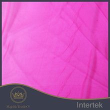 New arts and crafts plain dye color silk
