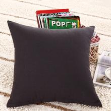 Custom rhinestone transfer printing blank plain pillow