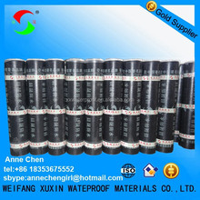 3mm the most professional supplier sbs bitumen based waterproofing membrane in China